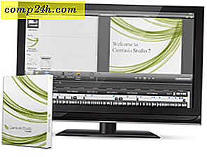 Camtasia Studio 7 Recensie en Screenshot Tour