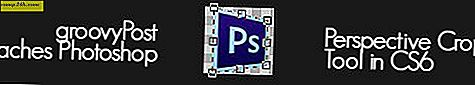 Photoshop CS6 Feature Review: Perspectief-bijsnijdgereedschap