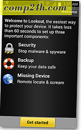 Android: Lookout Mobile Security Review