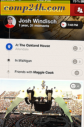 The All New Path App for iPhone og Android