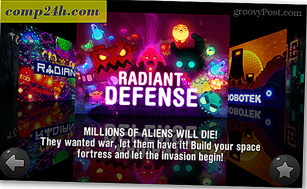 Fredag ​​Sjov: Radiant Alien Tower Defense på Android
