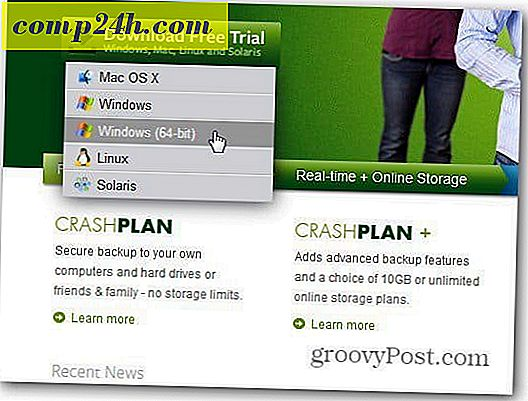 CrashPlan is een Quality Online Data Backup-oplossing