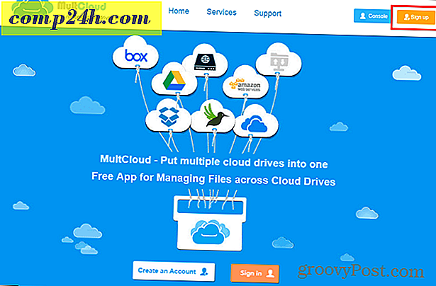 Beheer meerdere Cloud Accounts met MultCloud