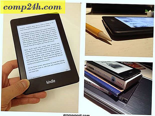 Amazon Kindle Paperwhite Review: 30 napos tesztmeghajtó