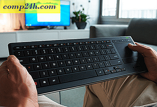 Logitech Belyst Living-Room Keyboard K830
