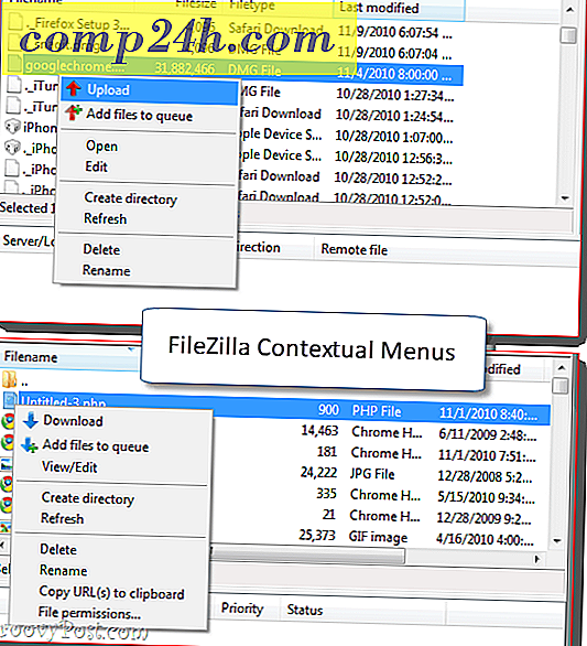 Filezilla De Favoriete Open Source Ftp Client Van Het Web