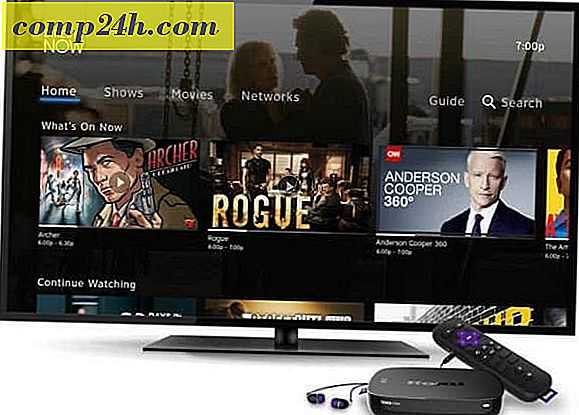 Cord Cutting: DirecTV NU Live Streaming Service fra AT & T