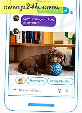 Introduktion til Google Allo: En gratis, Smart Messaging App til Apple iOS og Android
