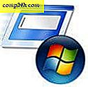 Add Run Line parancsot a Windows 7 Start menüjéhez