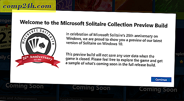 Microsoft Returns Solitaire til Windows 10
