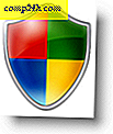 Deaktiver UAC Pop-Up for administratorer i Windows Vista