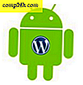 Administrer WordPress fra din Android Device - Screenshot Tour